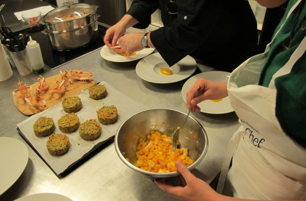 Alain ducasse cours de cuisine 100 images atelier for Atelier de cuisine gastronomique