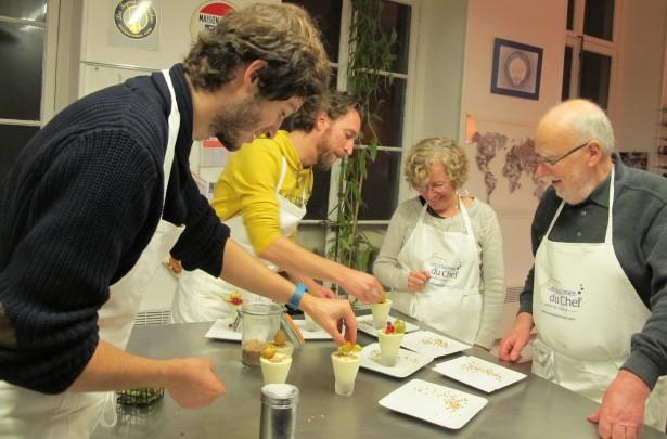 Cours atelier cuisine version loisirs id es et for Atelier cours de cuisine paris