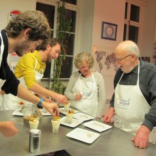Cours Atelier Cuisine