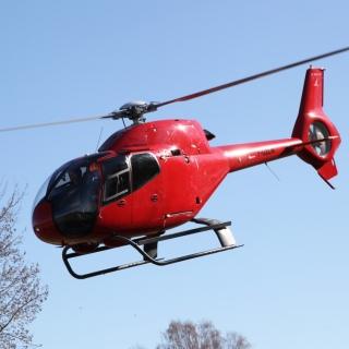 Vol en Hélicoptère