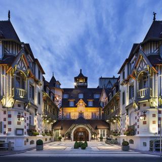 Escapade Luxe à Deauville